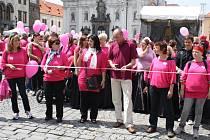 1. ročník Avon pochodu v Klatovech