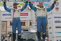 Cíl 48. Rallye Šumava