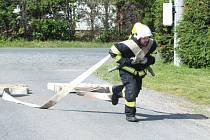 Šestý ročník soutěže Spůlský železný hasič.
