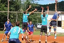 Volejbalový turnaj O pohár Splavu 2017