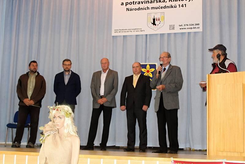 Zahrada Pošumaví v Klatovech 2021.
