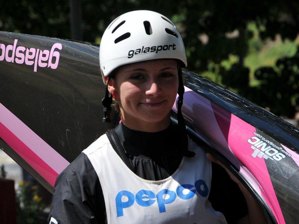 Karolína Galušková přivezla z MS juniorů stříbro a bronz.
