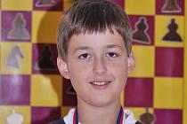 Tomáš Hurdzan získaljiž druhou zlatou medaili z mistrovství republiky.