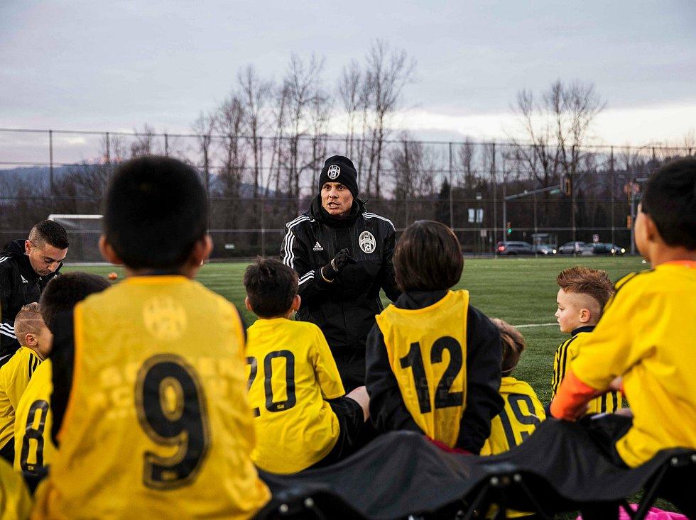 Martin Bittengl patří k velkým trenérským talentům.