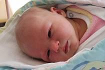 Jana Veselá z Kokšína se narodila v klatovské porodnici 27. srpna ve 21.56 hodin. Vážila 3300 gramů a měřila 50 cm. Rodiče Pavla a Petr přivítali prvorozenou dceru na svět společně.