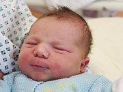 Tobiáš Wiederstein z Dlažova (3830 g, 51 cm) se narodil v klatovské porodnici 6. dubna v 18.38 hodin. Rodiče Markéta a Patrik přivítali očekávaného prvorozeného syna na světě společně.