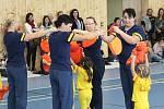 Oslavy 100 let republiky a otevření nové sportovní haly ve Švihově