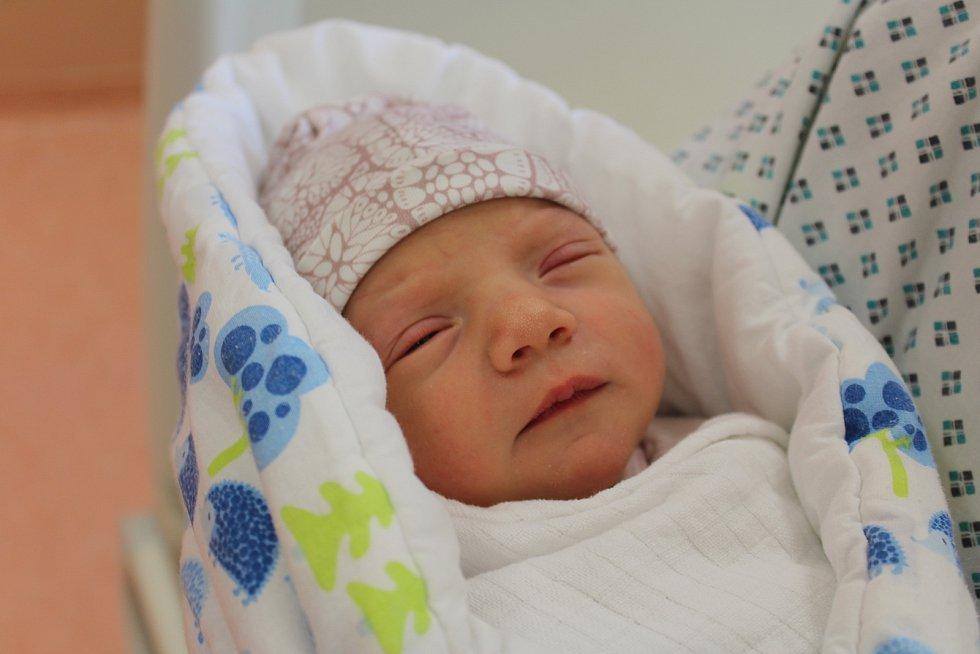 Gabriela Vildová zJanovic nad Úhlavou se narodila vklatovské porodnici 16. září ve 12:41 hodin (2910 g, 48 cm). Rodiče Věra a Zdeněk věděli dopředu, že jejich prvorozeným miminkem bude holčička.