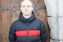 Kastelán Kašperku Zdeněk Svoboda