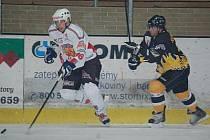 Klatovští hokejisté podlehli v II. lize doma Sokolovu 3:5
