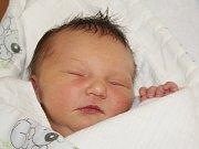 Dominika Francová z Klatov (3150 g, 49 cm) se narodila v klatovské porodnici 12. července v 10.45 hodin. Rodiče Kristýna a Dominik věděli, že jejich prvorozené dítě bude dcera a na světě ji přivítali společně.
