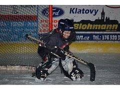Hokejisté 2. a 3. tříd HC Klatovy a TJ Sušice udělali tečku za minihokejovou sezonou na klatovském ledě