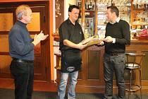 Restaurace v Neznašovech dostala od Plzeňského Prazdroje certifikát kvality