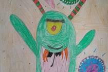 Katharina Lechnerová, 9 let, Domažlice.