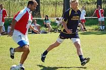 Fotbalový Prolov Cup ve Vrhavči