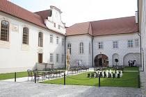 Zámek v Hrádku u Sušice, ilustrační foto