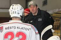 Tým juniorů HC Klatovy si zahraje opět I. ligu.