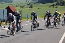 Velká cena Stavmal Klatovy v silniční cyklistice.