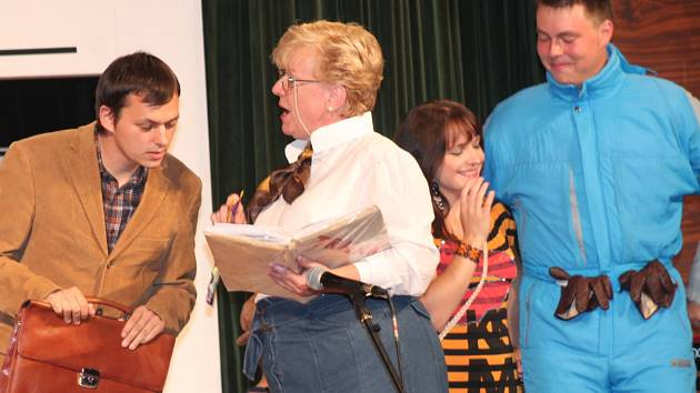 Klatovské divadelní slavnosti 2012