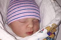 Amálie Kabourková z Nového Klíčova (3070 g, 50 cm) se narodila v klatovské porodnici 15. ledna ve 3.54 hodin. Rodiče Anna a Martin přivítali očekávanou dceru společně na svět. Na sestřičku se těší Daniel (3 roky).