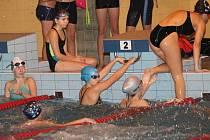Okresní přebor v plavání žactva prvního i druhého stupně základních škol v Klatovech
