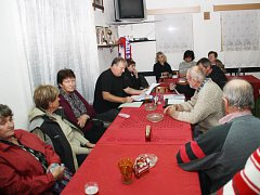 Sobotní schůze k hlubinnému úložišti ve Velešicích