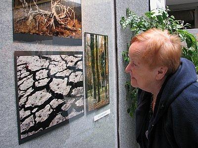 Výstava fotografií v KD Družba.