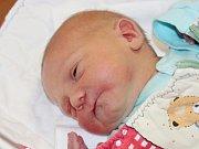 Dominik Řeřicha z Drslavic (3740 g, 50 cm) se narodil v klatovské porodnici 25. září ve 20.20 hodin. Rodiče Daniela a Daniel věděli, že jejich prvorozené dítě bude syn.