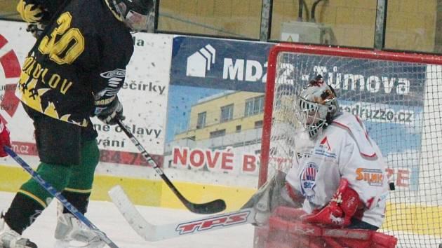 Liga juniorů Klatovy - Karlovy Vary B 3:5.