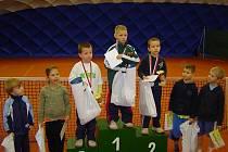 Lukáš Janoušek vybojoval bronz
