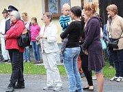 Oslavy 790 od první písemné zmínky obce v Olšanech