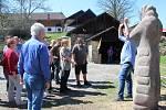 V Centru přivítali návštěvníky při prohlídkách areálu.