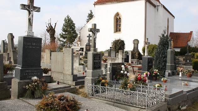 Švihovský hřbitov