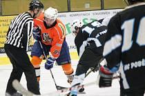 KHL: HC Poběžovice - AHC Vačice