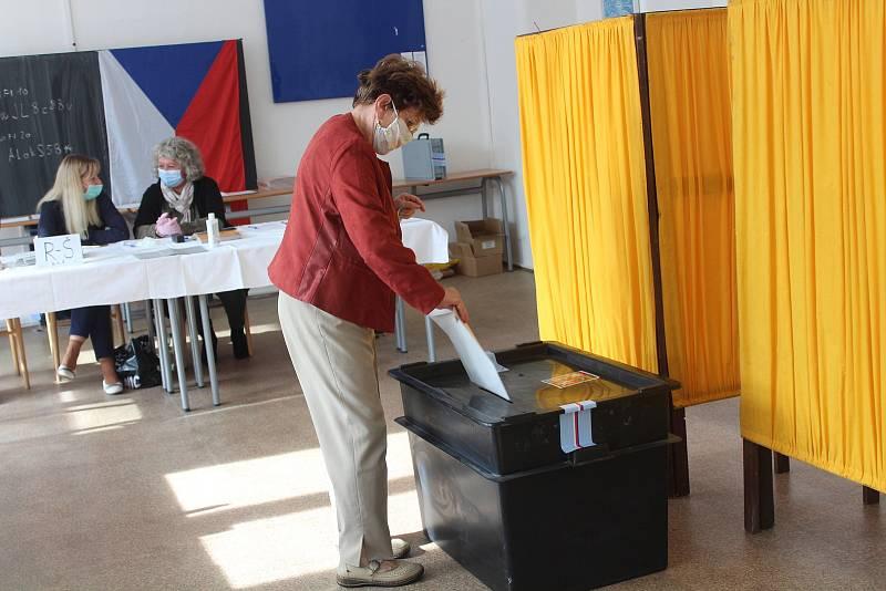 Volby v Klatovech.