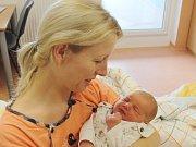 Kryštof Ondruš z Klatov (3400g, 50 cm) poprvé zakřičel v klatovské porodnici 9. ledna ve 13.38 hodin. Z narození syna se radují rodiče Šárka a Láďa.  Doma na brášku čeká Tadeášek (2,5).
