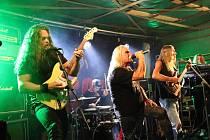 Skupiny Mad Bulls a Coda Rock vystoupily ve Štěpánovicích.