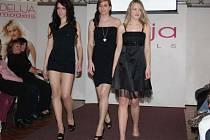 Módní show Delija Models ve Švihově