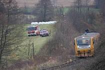 Střet s vlakem u Běšin nepřežil pětašedesátiletý muž
