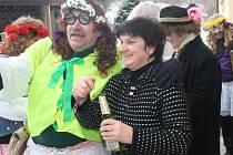 Masopust v Chanovicích 9. 2. 2013