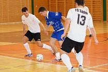 SF Trivel Klatovy získal o víkendu jediný bod za remízu s FS Sádek.