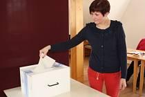 Komunální volby v Hnačově u Klatov