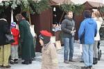 Klatovský klášterní bazar v Klatovech 2012