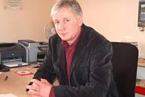 Janovický starosta Michal Linhart
