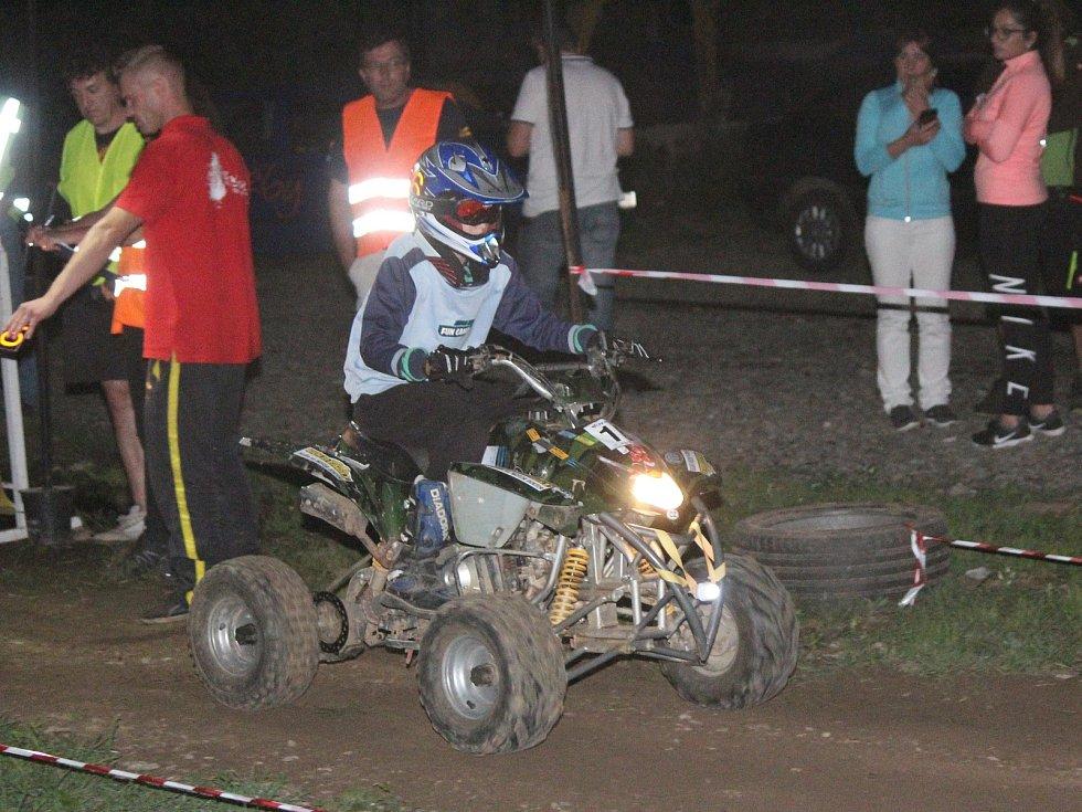 Rally Quad: ČPP Cup 2018 - 3. závod v Biřkově