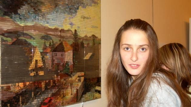 Čtrnáct výtvarníků z Klatovska vystavuje od středy svá díla ve Vlastivědném muzeu Dr. Hostaše  v Klatovech