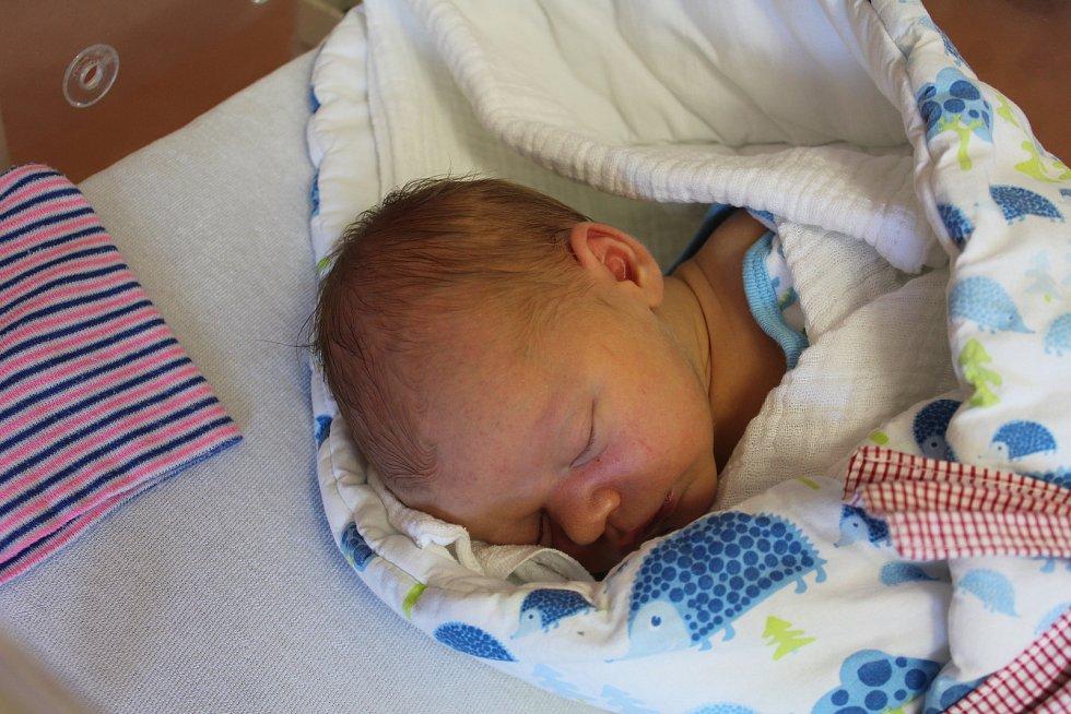 Artur Dolejš zMlázov se narodil vklatovské porodnici5. února v0.06 hodin (3350 g, 51 cm). Rodiče Lucie a Zdeněk věděli dopředu, že jejich prvorozeným miminkem bude chlapeček.