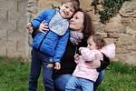 Sedmiletý Adámek z Plzně má diagnostikovanou poruchu autistického spektra, těžké mentální postižení a dvě další neurologické poruchy.