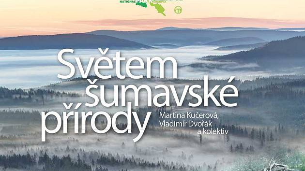 Nové knihy o Šumavě.