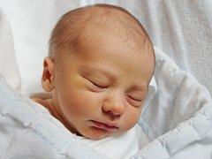 Vojtěch Špejchlík z Velkých Hydčic (2750 g, 48 cm) se narodil v klatovské porodnici 4. února v 16.35 hodin. Rodiče Lucie a Jakub přivítali očekávaného prvorozeného synka na svět společně.